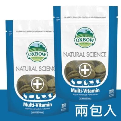 美國OXBOW - 小動物營養品御守寶系列-維他寶-兩包組