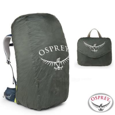 OSPREY 新款 耐用尼龍防撕裂背包防雨罩(XL)_暗影灰 N