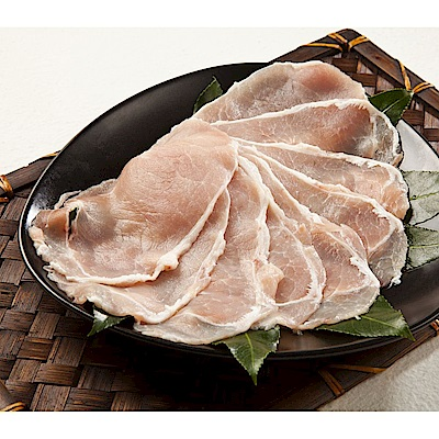 統一生機 豬里肌火鍋肉片(200g)
