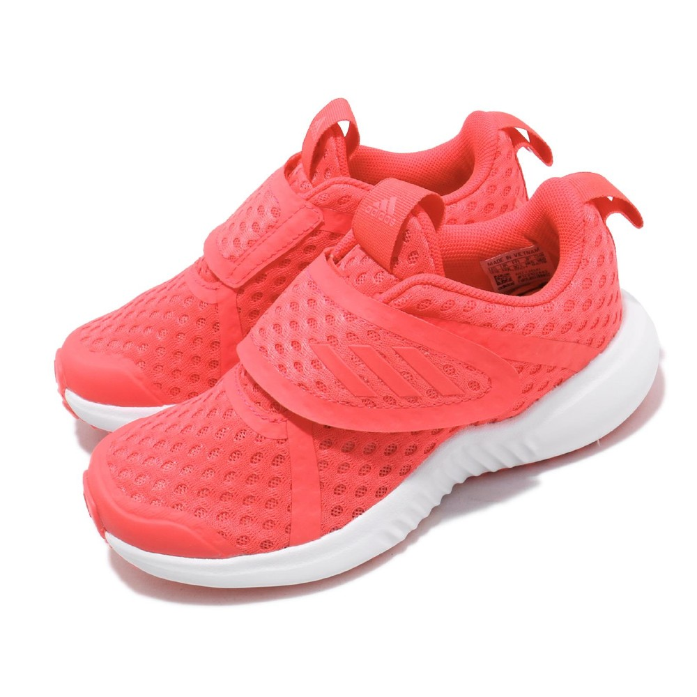 adidas 慢跑鞋 FortaRunXBTHCFK 童鞋