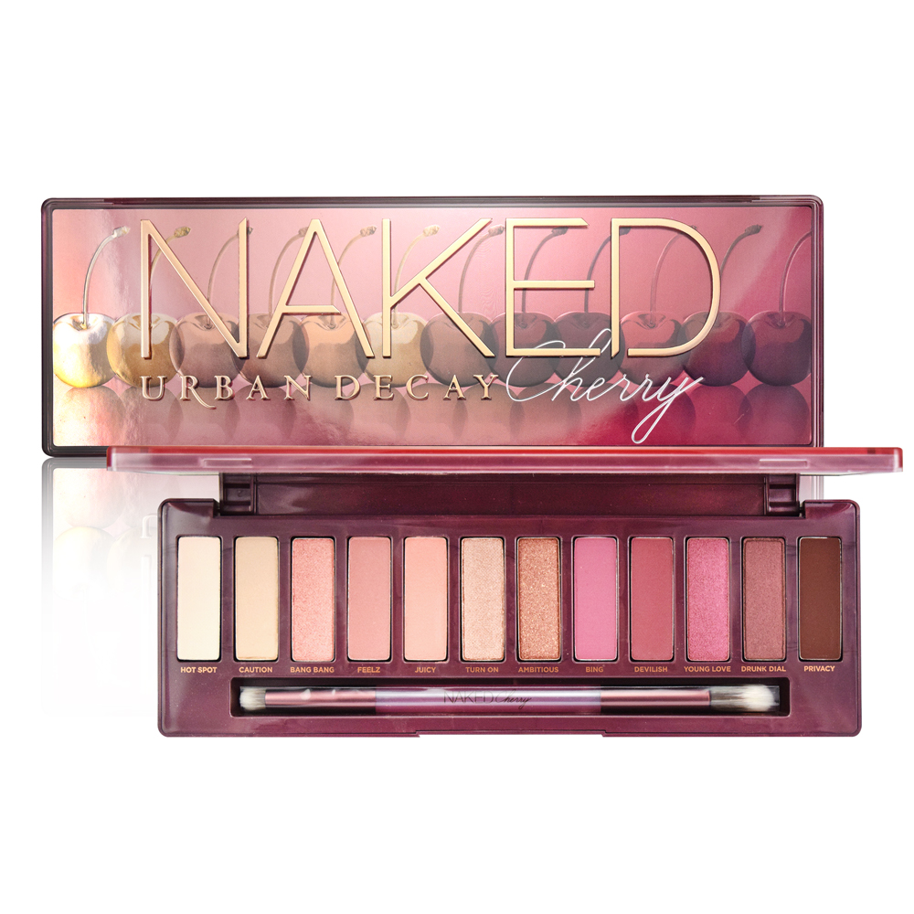 URBAN DECAY NAKED Cherry 櫻桃12色眼影盤