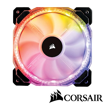 CORSAIR HD120 RGB LED120mm PWM風扇