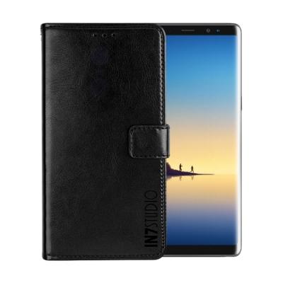 IN7 瘋馬紋 Samsung Note 8 (6.3吋) 錢包式 磁扣側掀PU皮套 吊飾孔 手機皮套保護殼