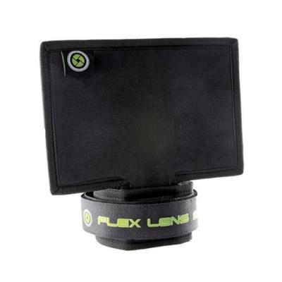 美國FLEX通用型防水可彎折變形遮光罩A001(適鏡頭週長最大280mm*;可摺疊收納軟式太陽罩)LENS SHADE