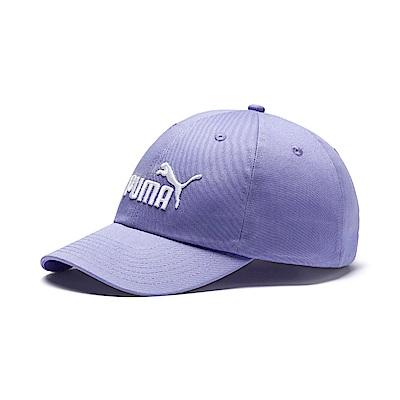 PUMA-男女基本系列棒球帽-薰香紫