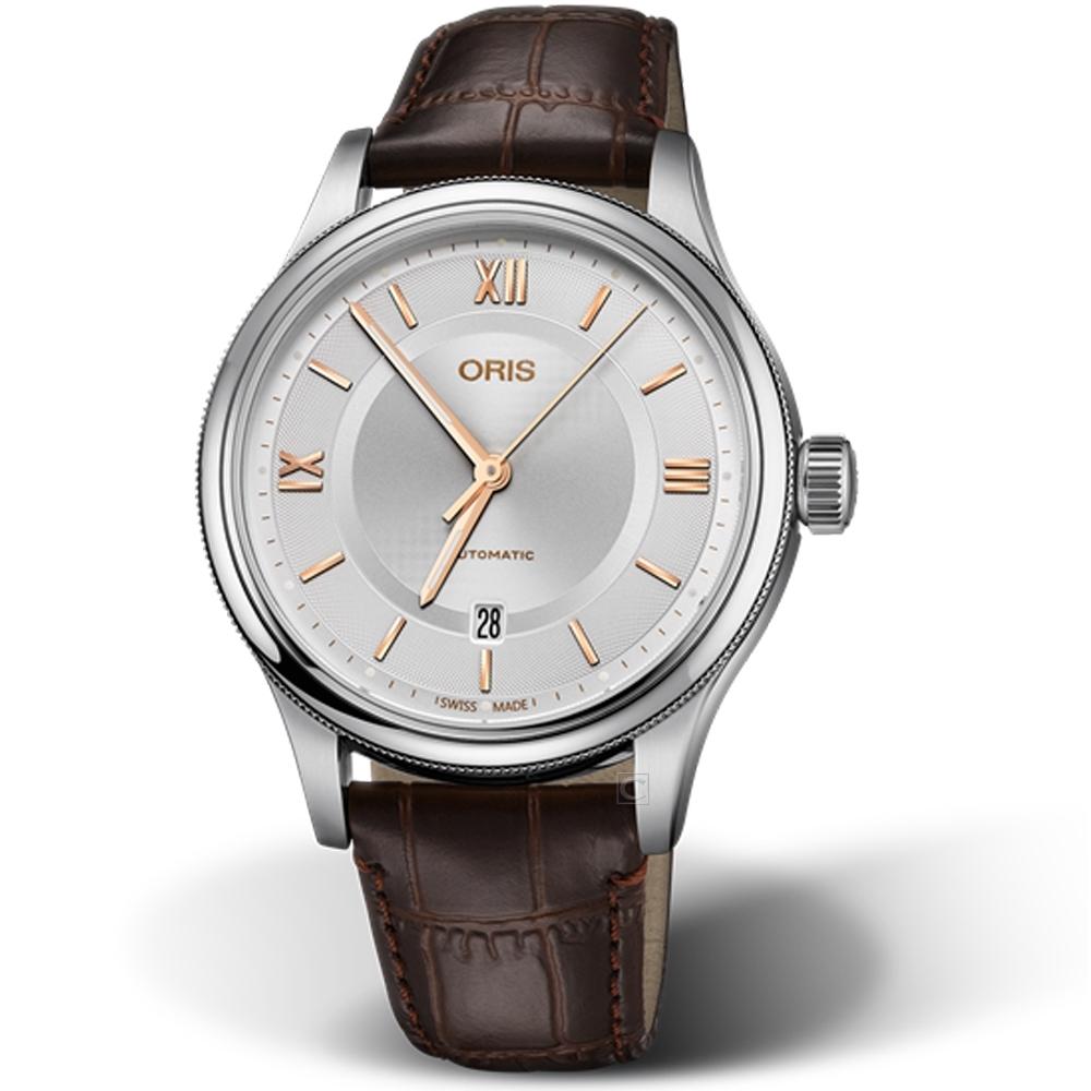 Oris豪利時CLASSIC機械錶(0173377194071-0752032)
