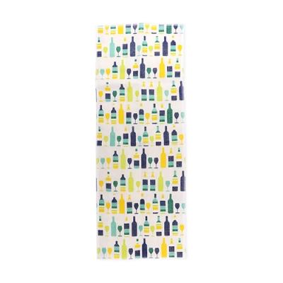 LES TOILES DU SOLEIL 法國蘇蕾-紗布毛巾 L-黃檸檬