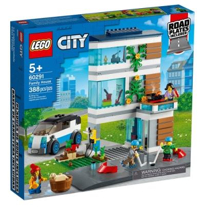 樂高LEGO 城市系列 - LT60291 城市住家