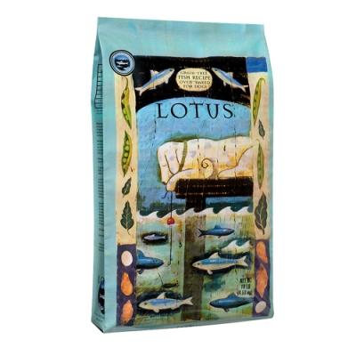 LOTUS 樂特斯 無穀海洋雙魚佐田野時蔬 全犬-中顆粒 10磅
