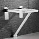 防滑高承重浴室折疊椅帶腳/安全坐椅/壁椅 product thumbnail 1