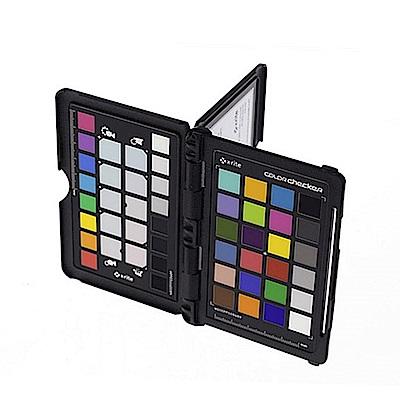 美國X-Rite校色卡+白平衡卡ColorChecker Passport Photo