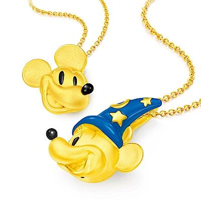周大福 迪士尼95折 滿萬送米奇銀墜 @ Y!購物