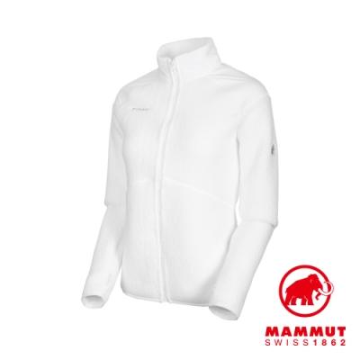 【Mammut 長毛象】Innominata Pro 外套 純白 女 #1014-01500