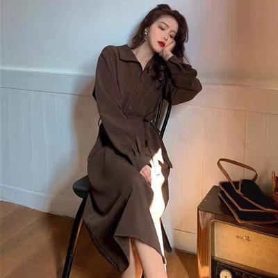 【KISSDIAMOND】氣質赫本風顯瘦洋裝(KDD-1068)