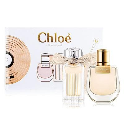 Chloe Les Mini Chloe 小小雙氛派對禮盒[同名+芳心之旅]20mlX2