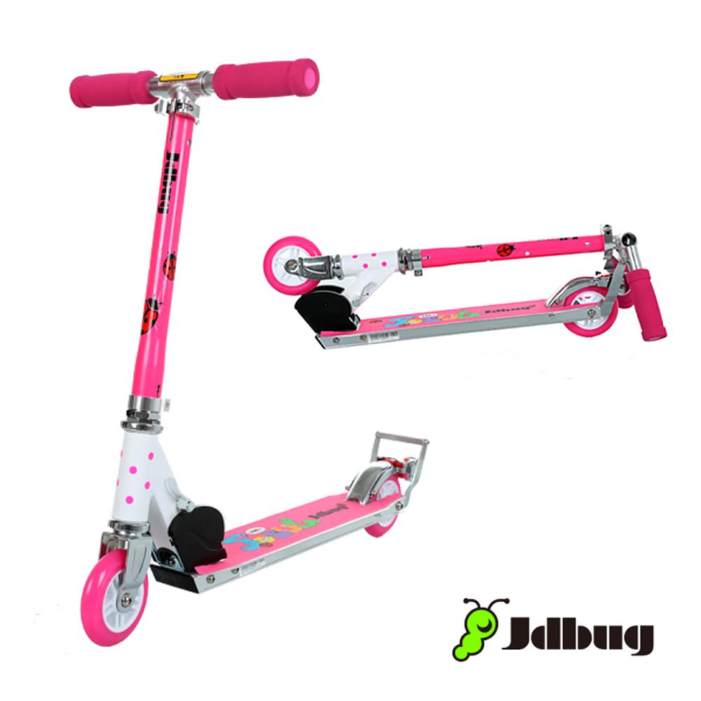 Jdbug Sky Bug滑板車MS101 JD 粉紅