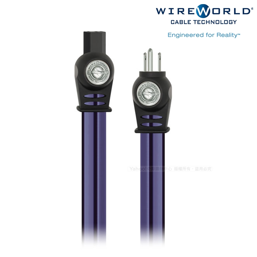 WIREWORLD AURORA 7 Power Cord 電源線 - 3M