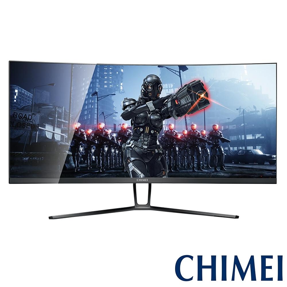 奇美CHIMEI 34型 UWQHD曲面電競螢幕 ML-34C30Q