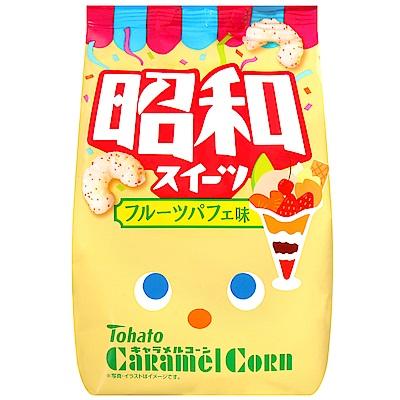 東鳩 焦糖玉米脆果-昭和的水果聖代風味(77g)