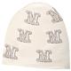 Max Mara M字徽標米色喀什米爾針織羊毛帽 product thumbnail 1