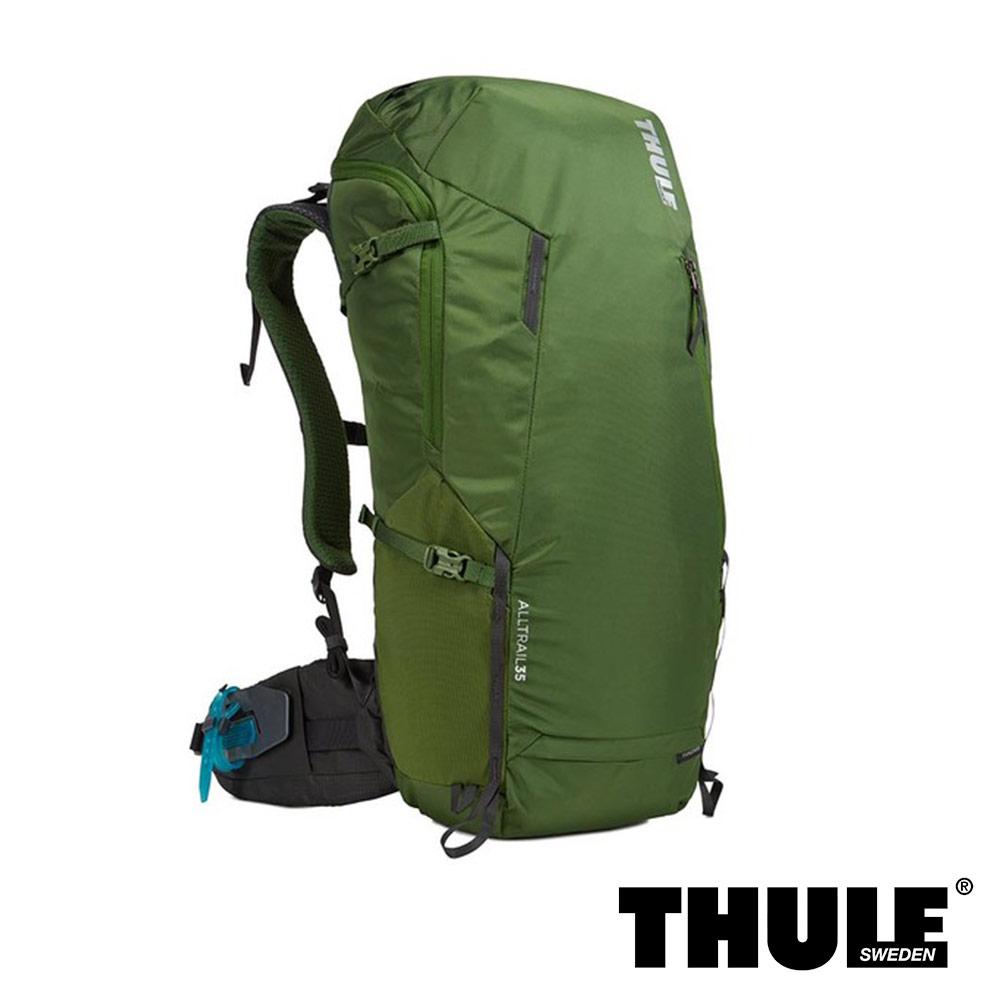 Thule AllTrail 35L Men 多功能男用登山包 - 綠