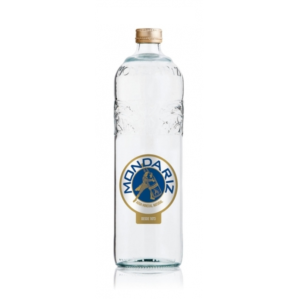 Mondariz 西班牙天然礦泉水玻璃瓶(330mlx35入)