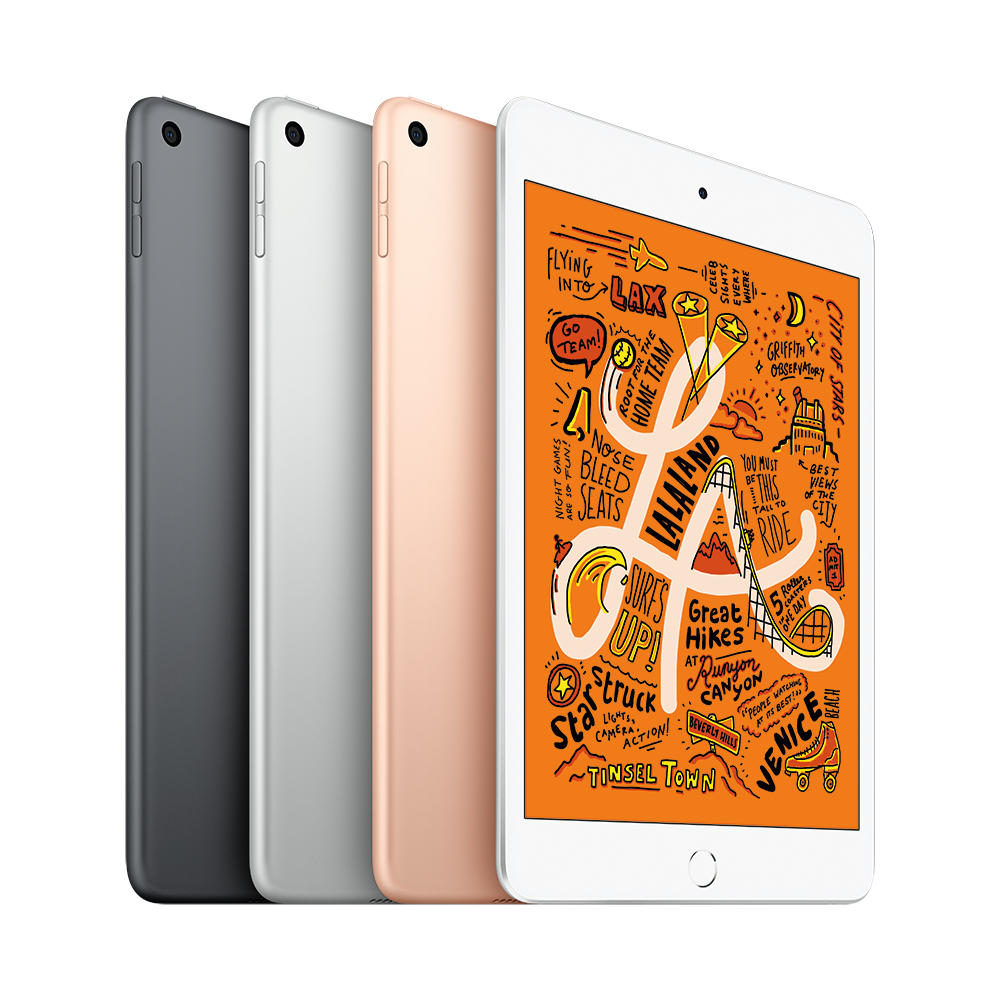 (無卡12期)Apple iPad mini 5 7.9吋 Wi-Fi 64G豪華
