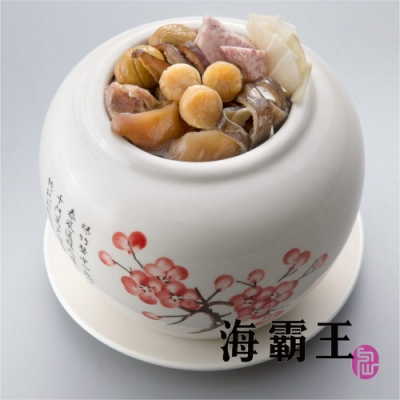 【海霸王】開運吉祥佛跳牆2盒 (2100g/盒)