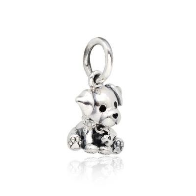 Pandora 潘朵拉 魅力拉布拉多 垂墜純銀墜飾