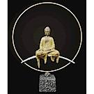 開運陶源 釋迦牟尼佛 三寶佛 銅雕