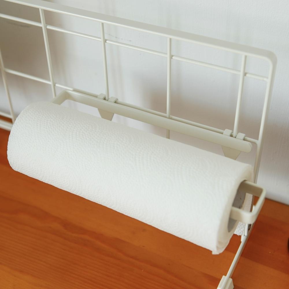完美主義 廚房網架專用-捲筒紙巾毛巾架-24x9
