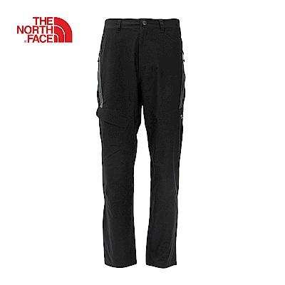 The North Face北面男款黑色GORE-TEX長褲|3L8XKX7