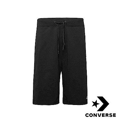 CONVERSE 男休閒短褲 黑-10005105-A04