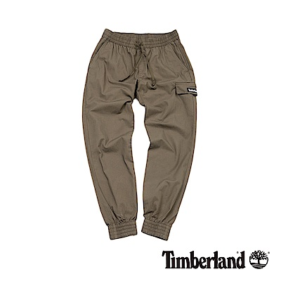 Timberland 男款綠色休閒褲   A1NSEA58