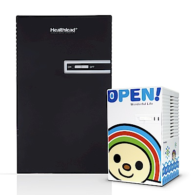 Healthlead負離子清淨防潮除濕機(全黑限定版)EPI-610AK送OPEN!迷你除
