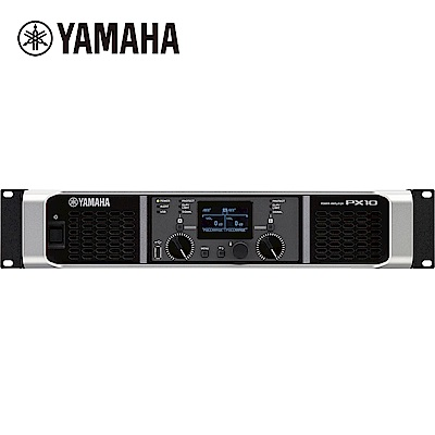 [無卡分期-12期] YAMAHA PX10 功率擴大機