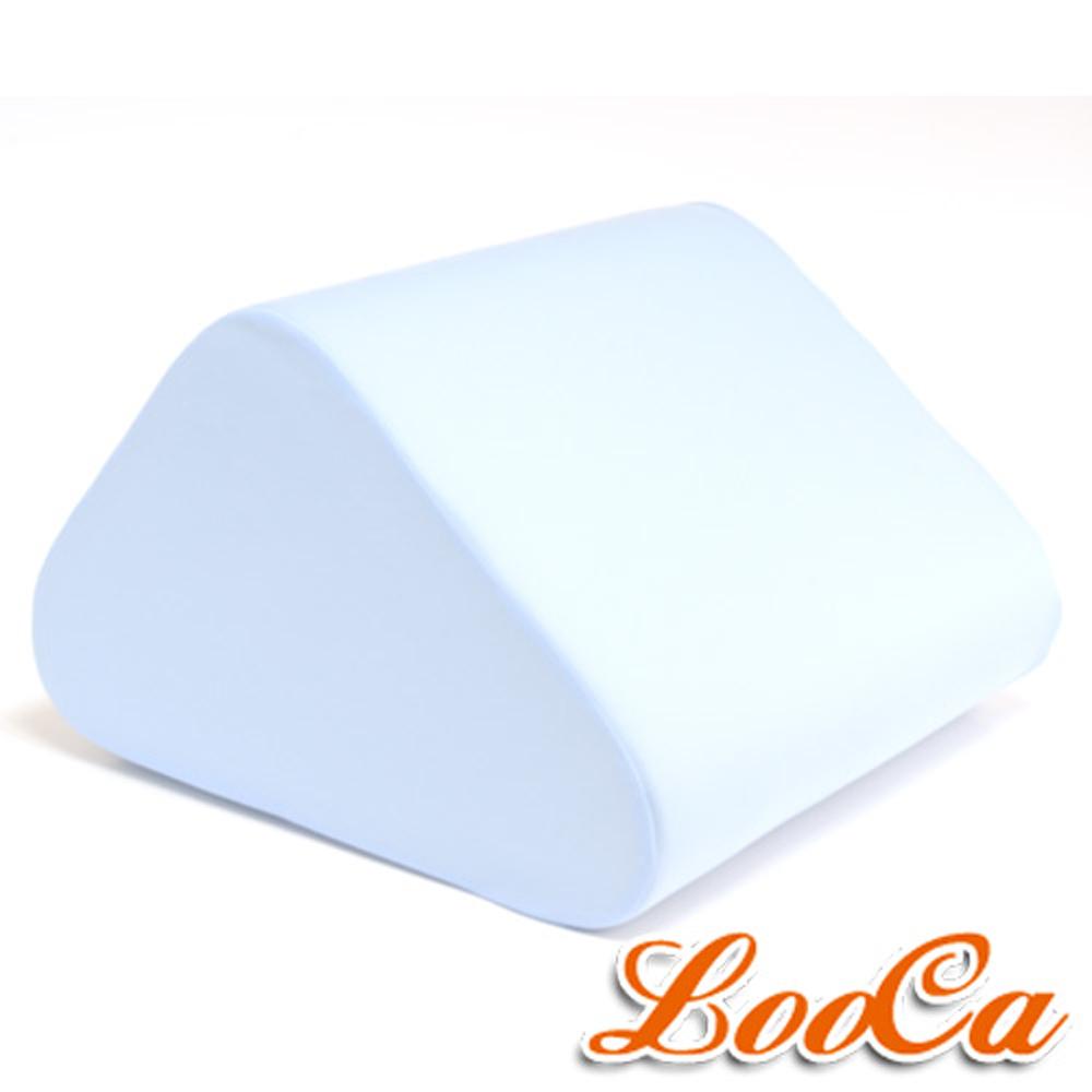 LooCa 吸濕排汗萬用三角靠墊1入(多色任選)