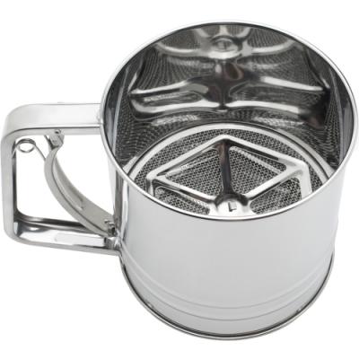 《FOXRUN》手壓式麵粉篩(950ml)