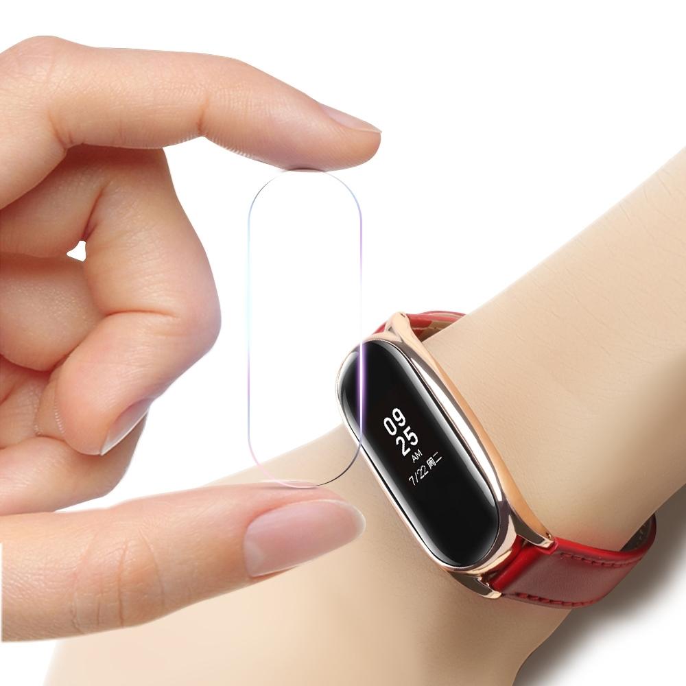 CITY for 小米手環4代 錶螢幕保護膜 2包/4入