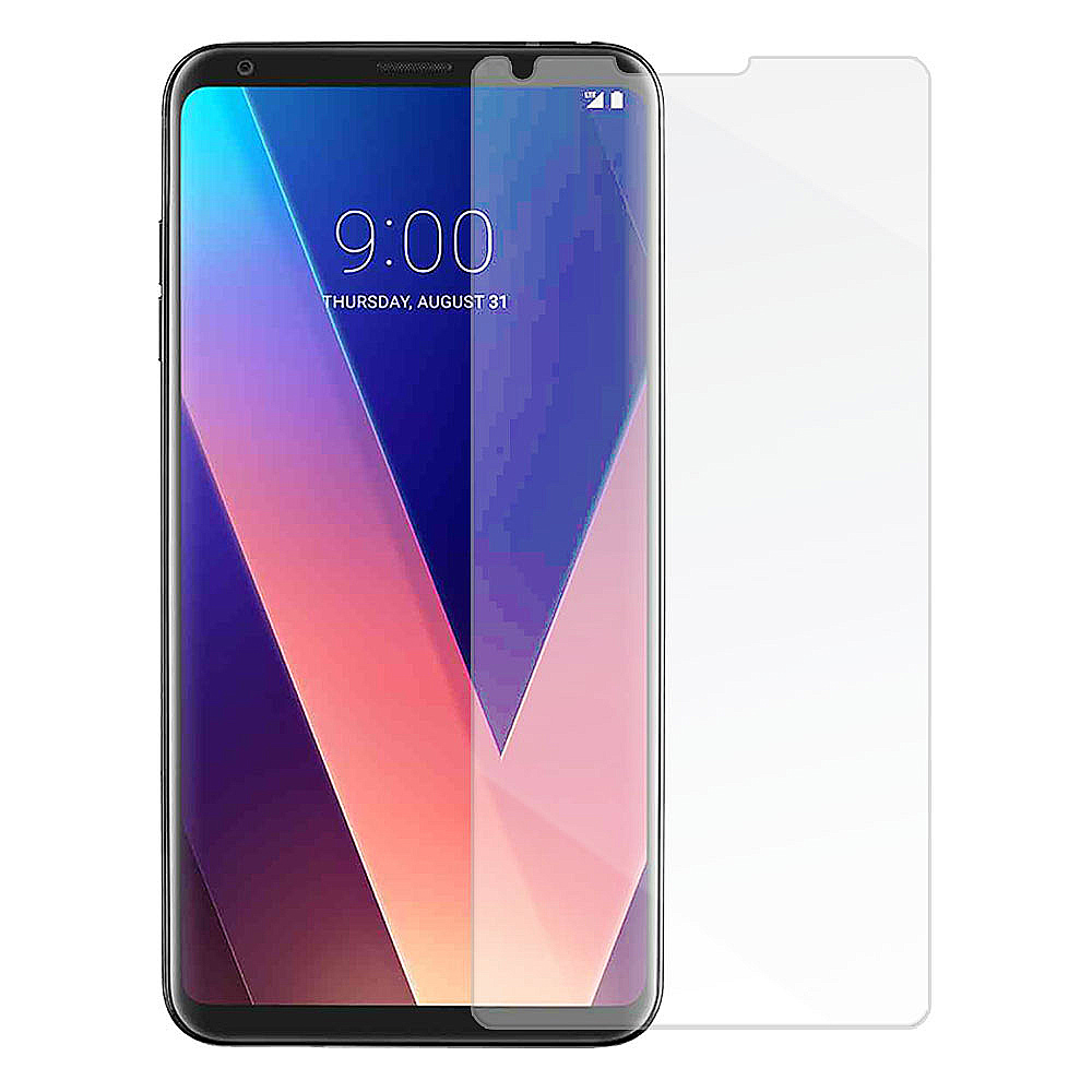 Metal-Slim LG V30 9H鋼化玻璃保護貼 @ Y!購物