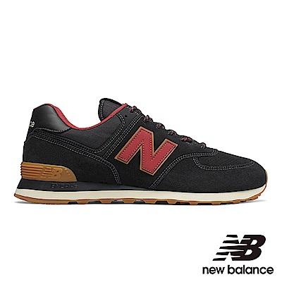 New Balance 復古鞋 ML574OTD-D 中性 黑色