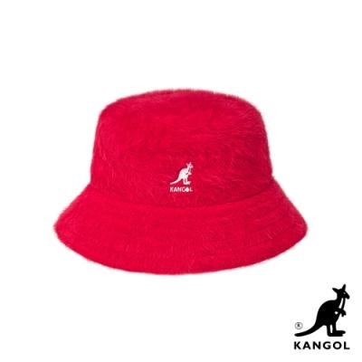KANGOL-FURGORA漁夫帽-紅色
