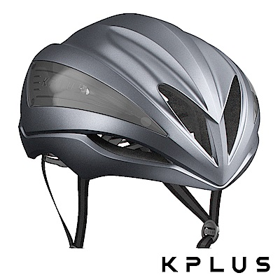 KPLUS 單車安全帽S系列公路競速ULTRA Helmet-鈦灰色