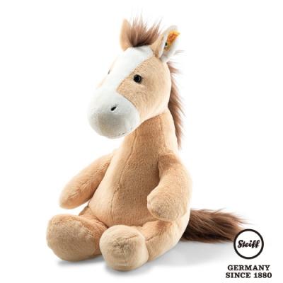 STEIFF德國金耳釦泰迪熊  Hippity Horse 帥氣小馬兒 (動物王國)