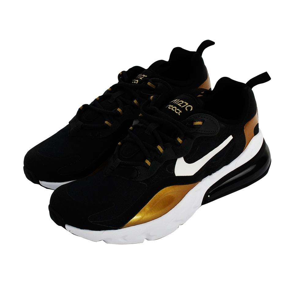 Nike AIR MAX 270 REACT (GS) 女鞋