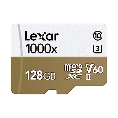 Lexar Professional1000x microSDXC 128GB U3記憶卡