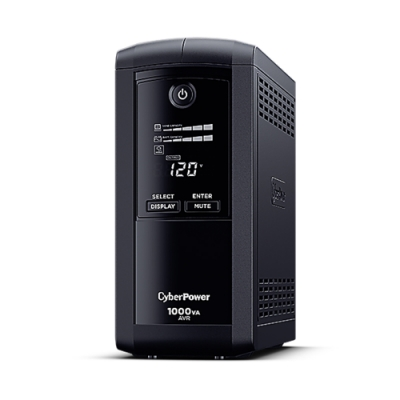 CyberPower CP1000AVRLCDA 1000VA UPS在線互動式不斷電系統