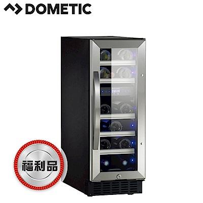 福利品 DOMETIC 單門雙溫恆溫專業酒櫃 S17G