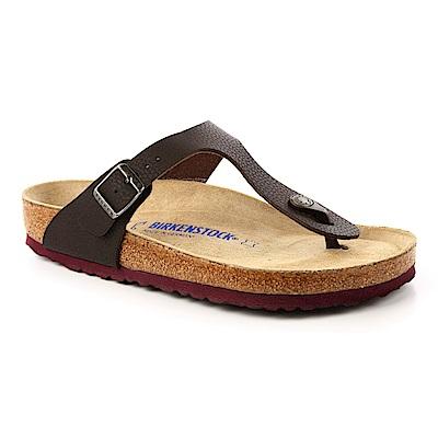 勃肯BIRKENSTOCK 1009960 GIZEH吉薩夾腳拖鞋(黑色)
