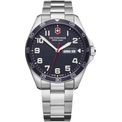 VICTORINOX瑞士維氏Fieldforce時尚手錶(VISA-241851)